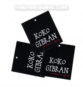 Indonesia label